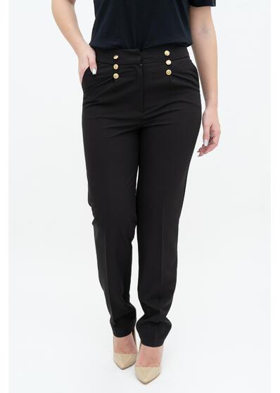 pantalon de dama negru office