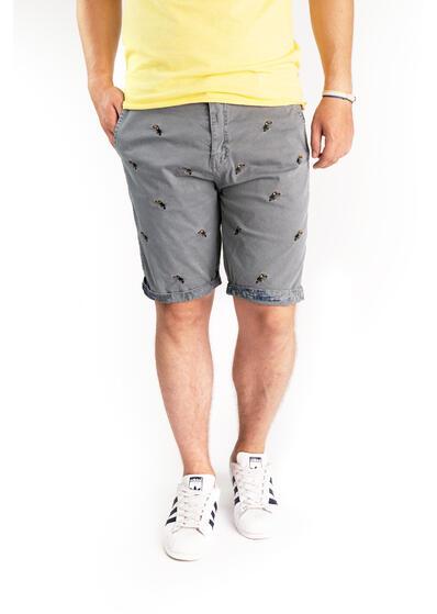 Pantalon scurt tropical