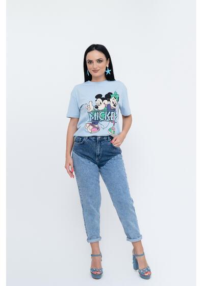 Jeans V cut