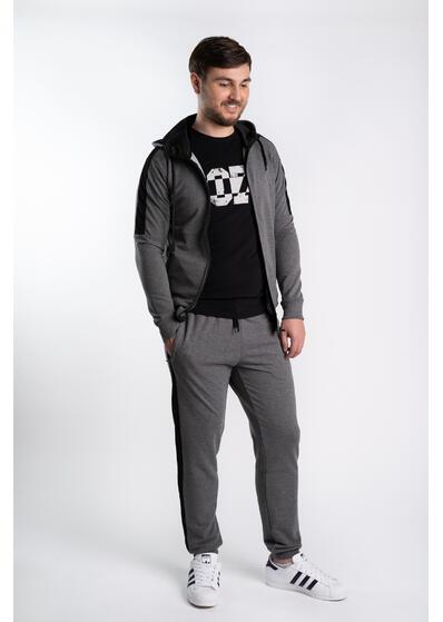 tricou barbati sport negru 07