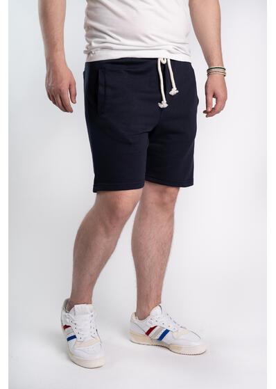 Pantalon scurt sport - bleumarin